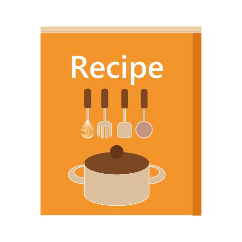 2,材料とレシピ